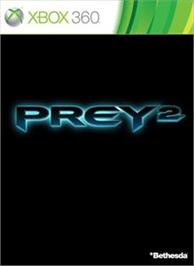 Box cover for Prey 2 on the Microsoft Xbox 360.