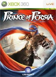 Box cover for Prince of Persia on the Microsoft Xbox 360.