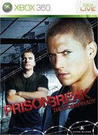 Box cover for Prison Break on the Microsoft Xbox 360.