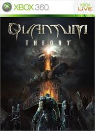 Box cover for QUANTUM THEORY on the Microsoft Xbox 360.