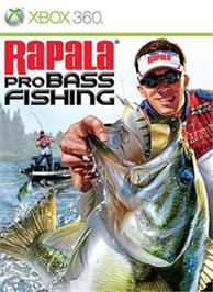 Box cover for Rapala® Pro Bass on the Microsoft Xbox 360.