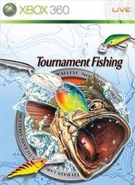 Box cover for Rapala Tournament on the Microsoft Xbox 360.