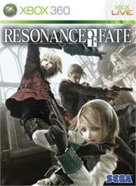 Box cover for Resonance of Fate on the Microsoft Xbox 360.