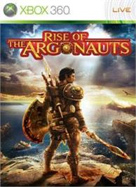 Box cover for Rise of the Argonauts on the Microsoft Xbox 360.