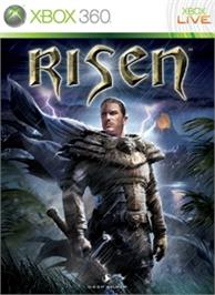 Box cover for Risen on the Microsoft Xbox 360.