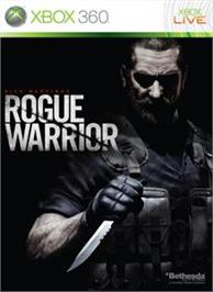 Box cover for Rogue Warrior on the Microsoft Xbox 360.