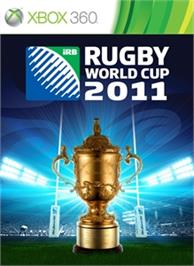 Box cover for Rugby World Cup 2011 on the Microsoft Xbox 360.