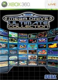 Box cover for SEGA MEGA DRIVE UC on the Microsoft Xbox 360.
