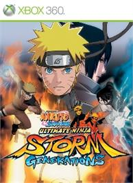 Box cover for STORM Generations on the Microsoft Xbox 360.