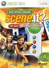 Box cover for Scene It? BOS! on the Microsoft Xbox 360.