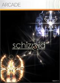 Box cover for Schizoid on the Microsoft Xbox 360.