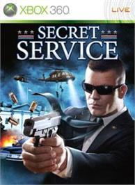 Box cover for Secret Service on the Microsoft Xbox 360.