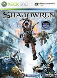 Box cover for Shadowrun on the Microsoft Xbox 360.