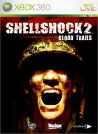 Box cover for Shellshock 2 on the Microsoft Xbox 360.