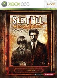Box cover for Silent Hill Homecoming on the Microsoft Xbox 360.
