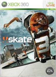 Box cover for Skate 3 on the Microsoft Xbox 360.