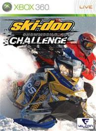 Box cover for Ski-Doo Challenge on the Microsoft Xbox 360.