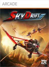 Box cover for SkyDrift on the Microsoft Xbox 360.