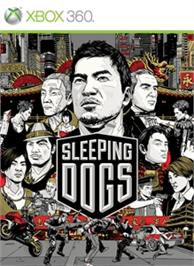 Box cover for Sleeping Dogs on the Microsoft Xbox 360.