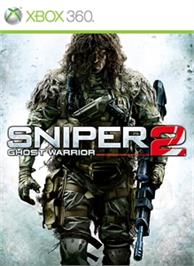 Box cover for Sniper Ghost Warrior 2 on the Microsoft Xbox 360.