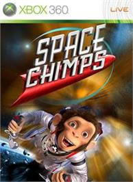 Box cover for Space Chimps on the Microsoft Xbox 360.