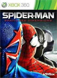 Box cover for Spider-Man:Dimensions on the Microsoft Xbox 360.