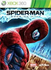 Box cover for Spider-Man: EoT on the Microsoft Xbox 360.