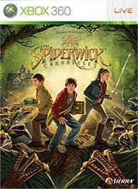 Box cover for Spiderwick Chronicles on the Microsoft Xbox 360.