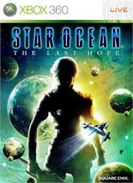 Box cover for Star Ocean: TLH on the Microsoft Xbox 360.