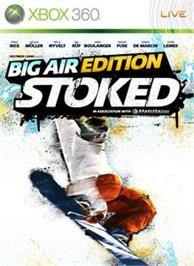 Box cover for Stoked: Big Air Ed. on the Microsoft Xbox 360.
