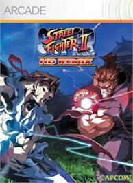 Box cover for SuperStreetFighter2THD on the Microsoft Xbox 360.