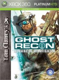 Box cover for TC's GRAW on the Microsoft Xbox 360.