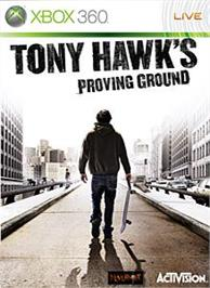 Box cover for TH Proving Ground on the Microsoft Xbox 360.