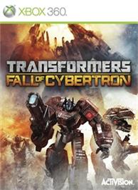 Box cover for TRANSFORMERS: FoC on the Microsoft Xbox 360.