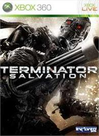 Box cover for Terminator Salvation on the Microsoft Xbox 360.