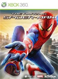 Box cover for The Amazing Spider-Man on the Microsoft Xbox 360.