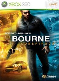 Box cover for The Bourne Conspiracy on the Microsoft Xbox 360.