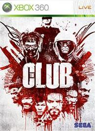 Box cover for The Club on the Microsoft Xbox 360.
