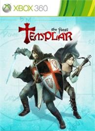 Box cover for The First Templar on the Microsoft Xbox 360.