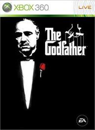 Box cover for The Godfather on the Microsoft Xbox 360.