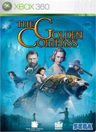 Box cover for The Golden Compass on the Microsoft Xbox 360.
