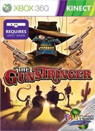 Box cover for The Gunstringer on the Microsoft Xbox 360.