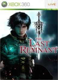 Box cover for The Last Remnant on the Microsoft Xbox 360.