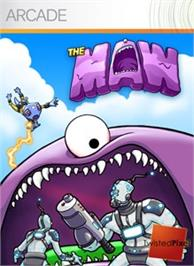 Box cover for The Maw on the Microsoft Xbox 360.