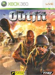 Box cover for The Outfit on the Microsoft Xbox 360.