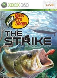Box cover for The Strike on the Microsoft Xbox 360.