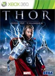 Box cover for Thor: God of Thunder on the Microsoft Xbox 360.