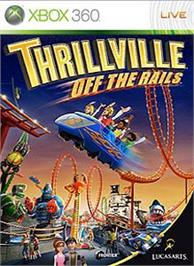 Box cover for Thrillville: OTR on the Microsoft Xbox 360.
