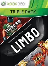 Box cover for Triple Pack on the Microsoft Xbox 360.