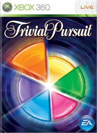 Box cover for Trivial Pursuit on the Microsoft Xbox 360.